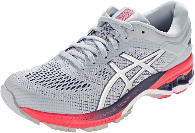 ASICS GEL KAYANO 26 Lite Show Women's Running Shoes, Grey